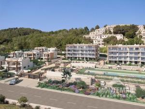 Capdepera/Sa Font de Sa Cala - Newly built villas & semi-detached houses in privileged location