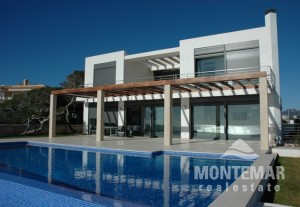 Modern luxury villa in Portocolom