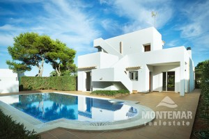 Cala D'or - Villa with sea views for sale