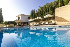 Bendinat - Luxury villa with stunning views of the bay of Palma