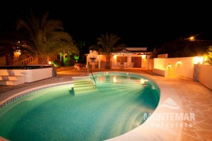 Villa in quiet location for sale - Cala Murada