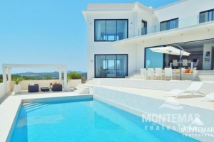 Cala Vinyas - Imposing villa with sea view