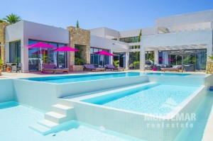 Sol de Mallorca - Exceptional modern villa for sale