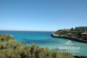 Cala Mandia - Building plot in first line