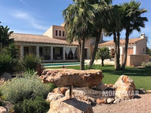 Fantastic country house near Ses Salines