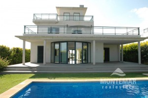 Sa Rapita - Sea view villa in quiet location