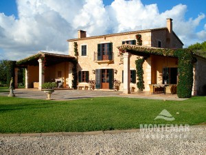 Montuiri - Villa in beautiful landscape