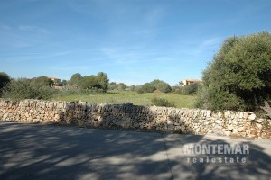 Cala Santanyi - Building plot for sale