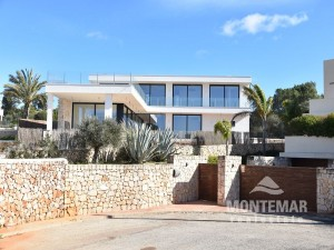 Porto Petro - New villa with sea and port view