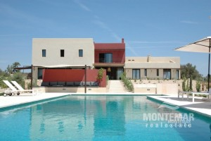 Mallorca Modern Estate with views to Ses Salines