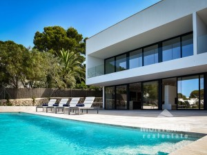 Cala d'Or - New villa in the first line