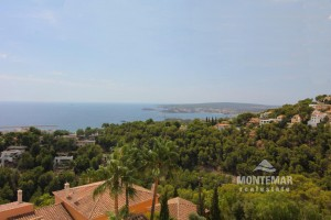 Charming sea view villa in Costa D'en Blanes