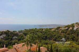 Charming sea view villa in Costa D'en Blanes