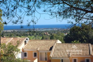 Seaview-Apartment in Golf Vall D'Or for Sale