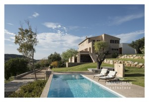 Very country house with panoramic views - San Llorenc