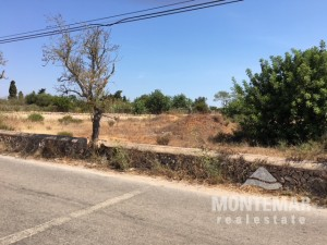Plot for Spacious country house with permission in Porto Petro for Sale