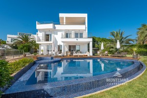 Villa with views in the Marina - Cala d'Or
