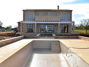 Country House new building project in Santanyí