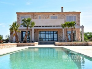 New country house near Cap Salines