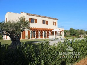 Alqueria Blanca - Elegant newly built country house with panoramic views