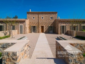 Santanyí - Beautiful property with approved building project