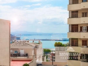 Palma/Bonanova - Nice apartment with partial sea view