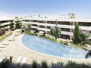 Palma/Golf Course Son Quint - Apartments/Penthouses in dream location