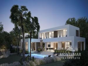 Santa Ponsa/Nova Santa Ponsa - Impressive design new building villa