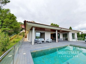 Palma/Son Vida - Modern villa for sale