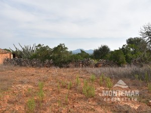 Santanyí - Plot with building license and beautiful views