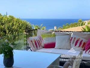 Costa de la Calma - Modern villa with sea view for sale