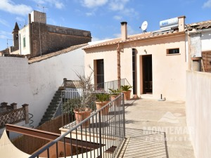 Charming modernized townhouse in the heart of Santanyí