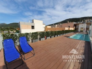 Port d'Andratx - Exclusive penthouse for sale