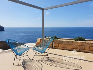 Port de Sóller - Penthouse with a breathtaking view for sale