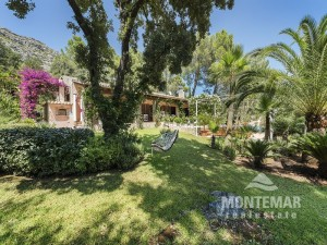 Pollensa - Charming villa in exclusive residential area