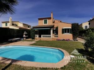 Sa Ràpita - Beautiful chalet with pool for sale