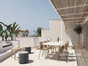Alqueria Blanca - Core renovated townhouse in the heart of the picturesque village