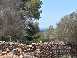 Santanyí - Finca new construction with sea view