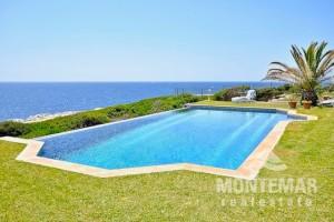 Cala d'Or/Cala Serena - Attractive villa in 1st sea line with fantastic sea view