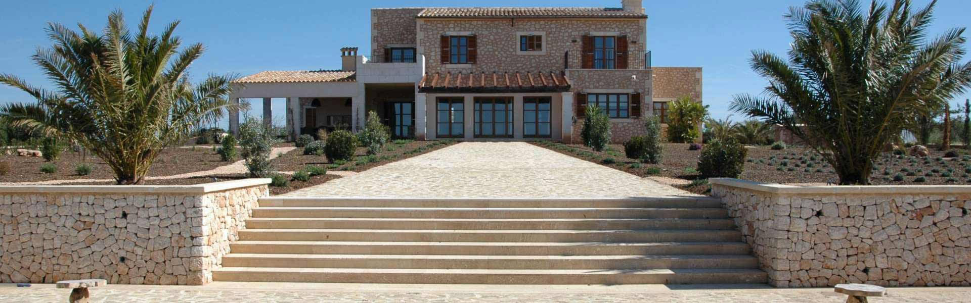 Montemar Immobilien Mallorca - Neubau Traumvilla bauen