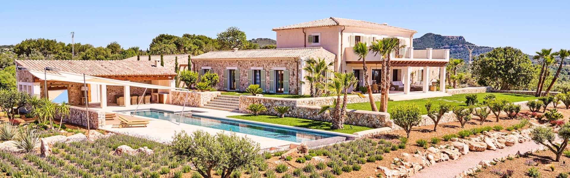 Montemar S.L. Bauprojekte auf den schönsten Anwesen auf Mallorca