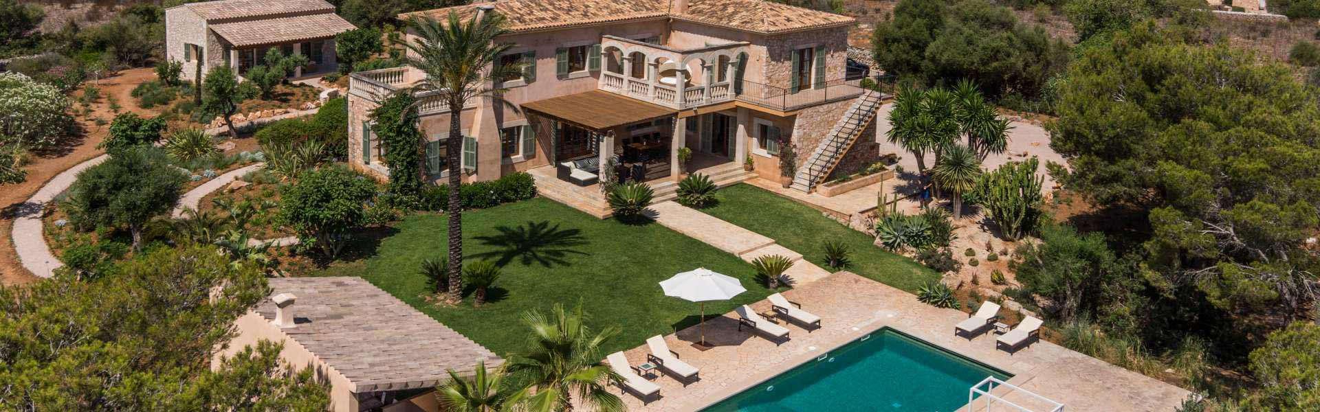 Montemar Immobilien Mallorca - Großes Anwesen auf Mallorca