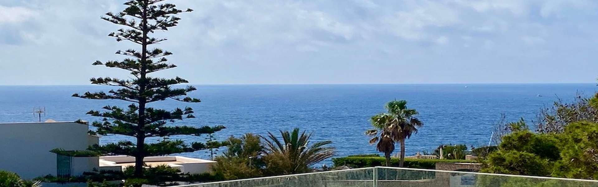 New construction villa with sea view in Cala d'Or/Cala Serena