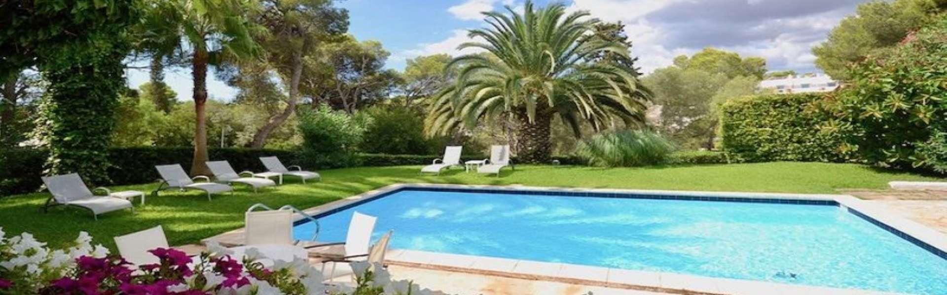 Cala d'Or - Ibizan style villa for sale