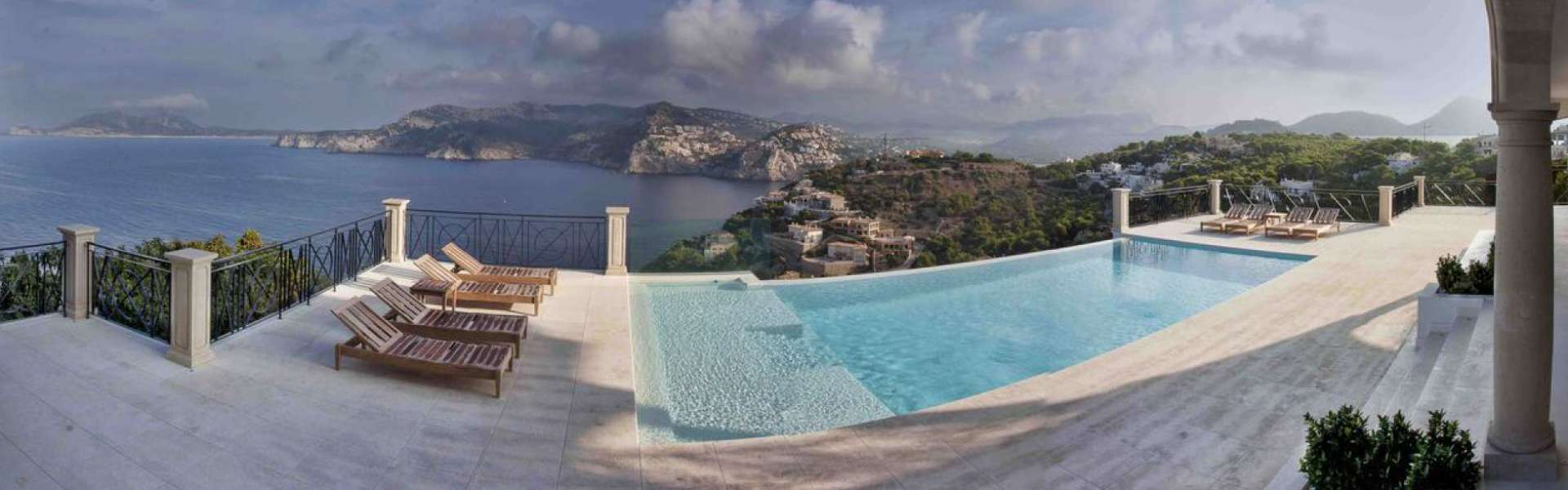 Port Andratx - Modern luxury villa in Top Position