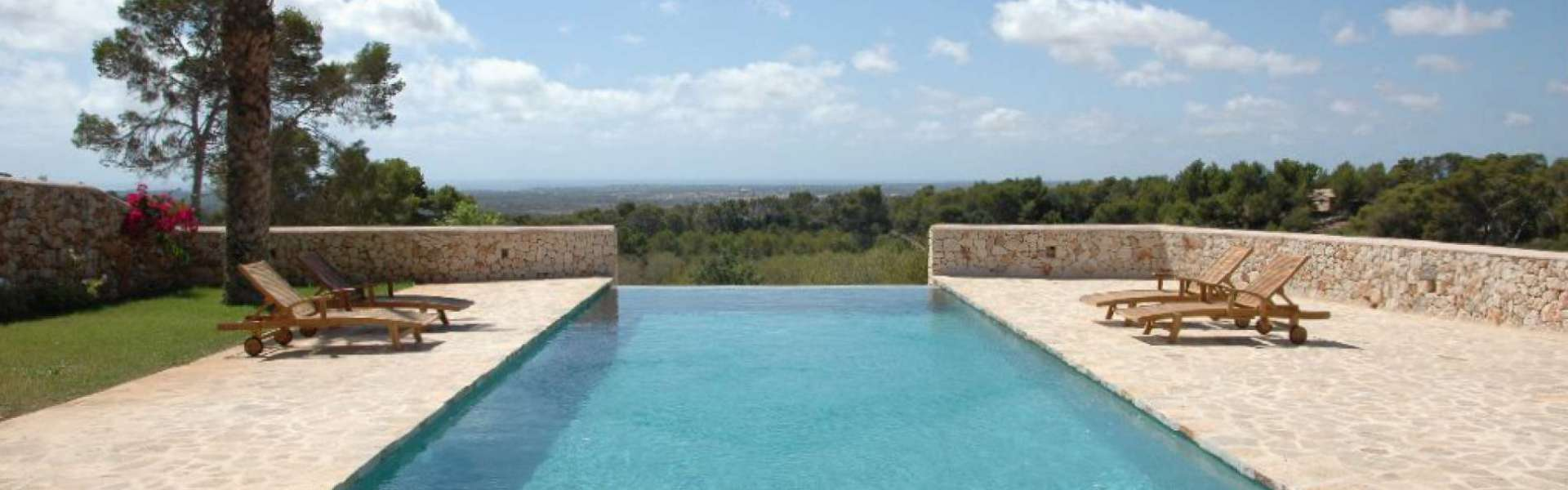 Santanyi - Country estate with wonderful panoramic views