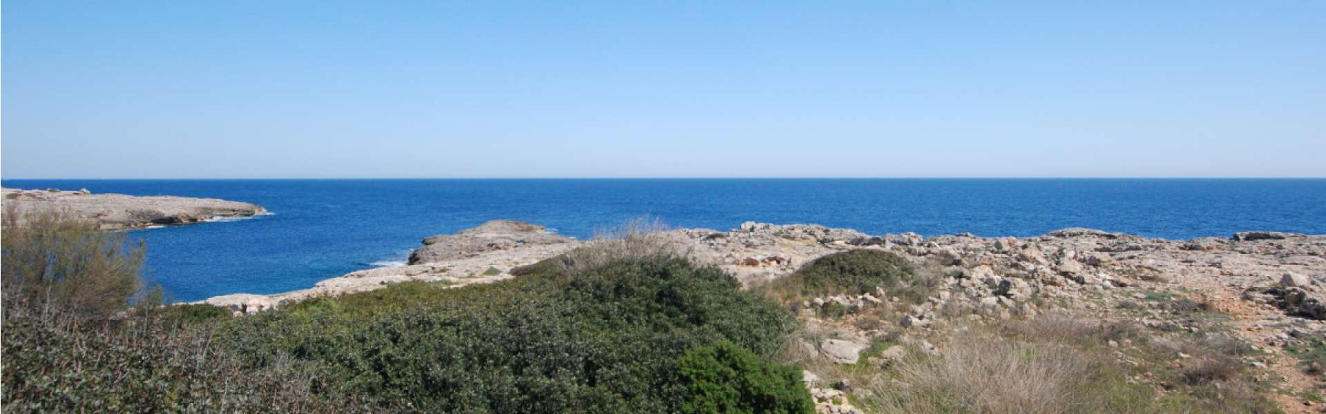 Building plot in first sea line in Cala D'or