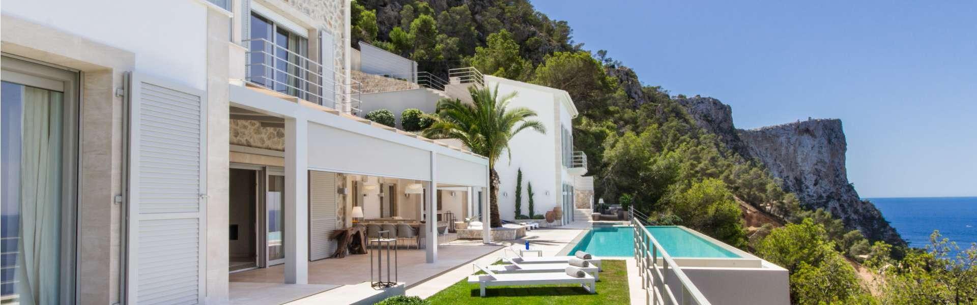 Luxury villa in spectacular location - Puerto de Andratx
