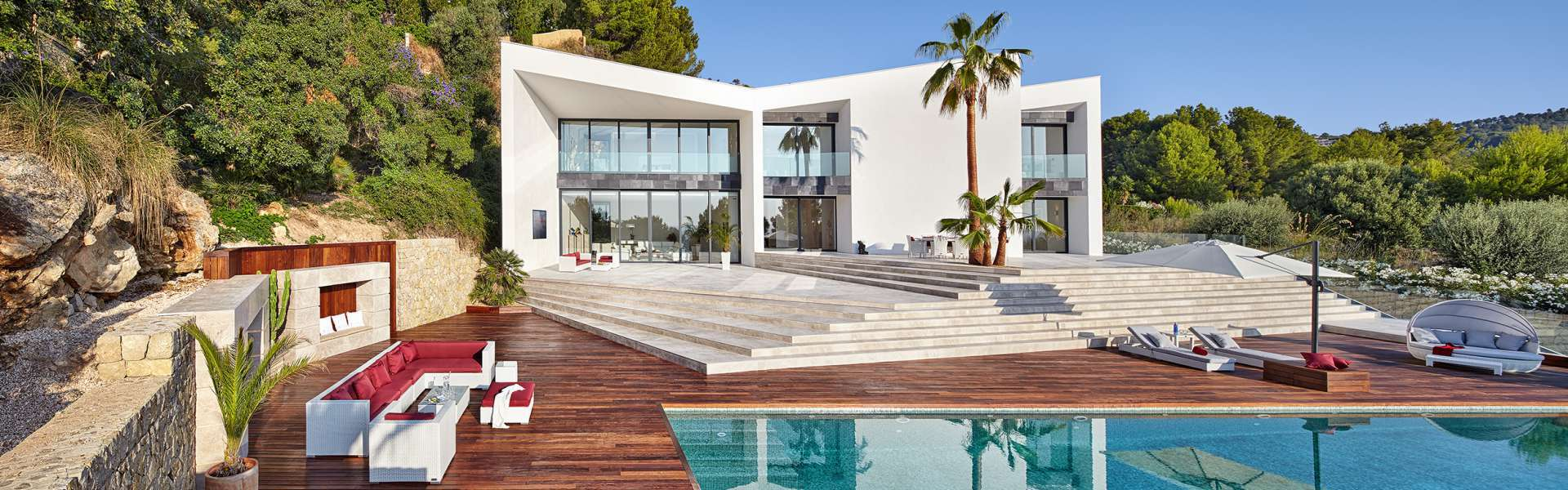 Palma - A masterpiece of architecture in Son Vida