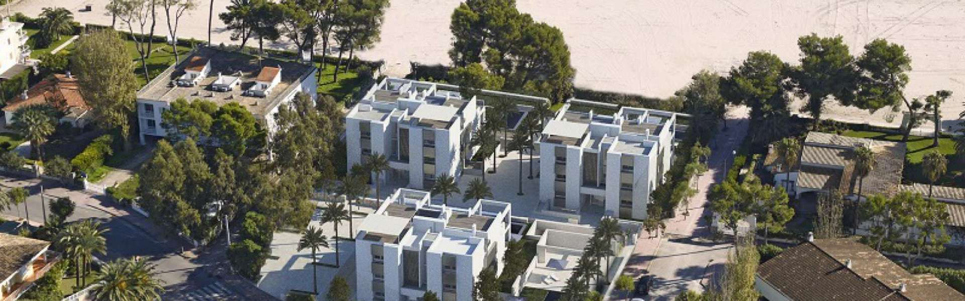 Alcudia - luxury apartments at the beach